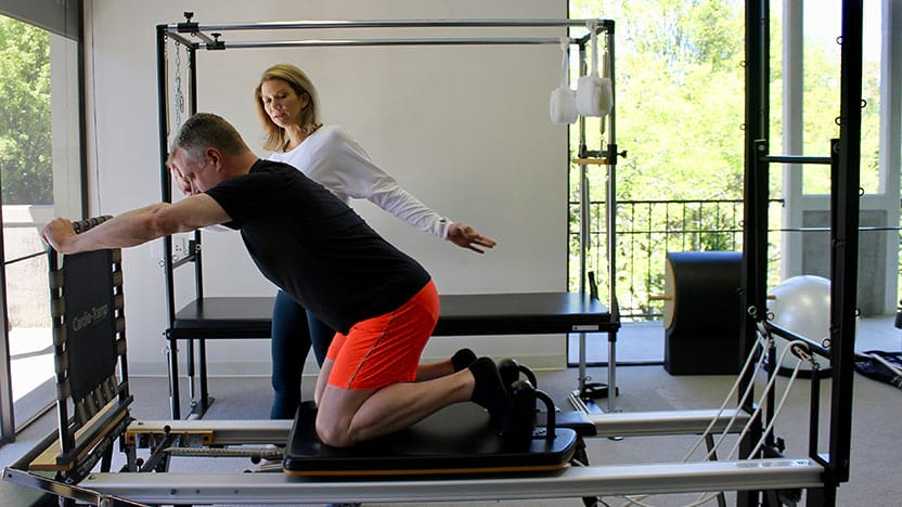 Rehab with the Cardio-Tramp at Inspire Health