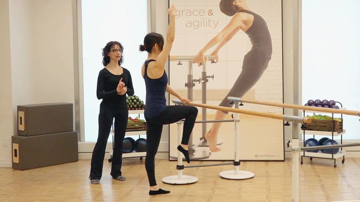 Total Barre™ for Special Populations: Active Aging