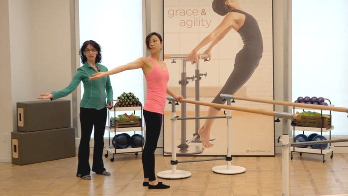 Total Barre for Special Populations: Post-natal