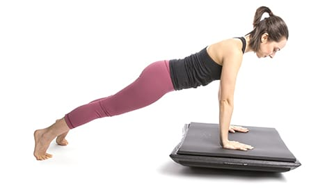 Push-Up Pose 5A