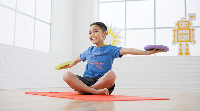 A Win for Kids' Fitness
