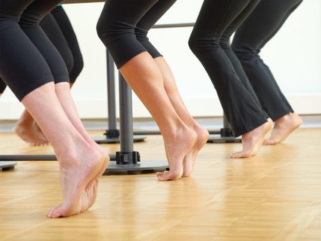Total Barre ballet dance fitness