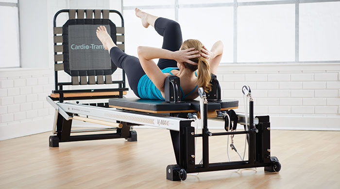 Add Intensity: Reformer-based Athletic Conditioning Workouts