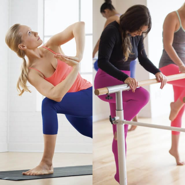 ZEN●GA & Total Barre Workshops