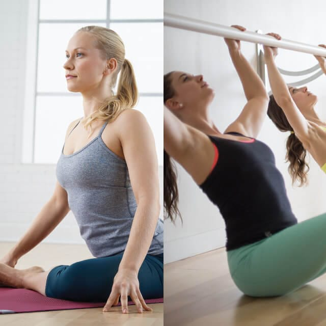 ZEN●GA & Total Barre Courses