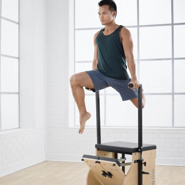 STOTT PILATES Intensive Cadillac, Chair & Barrels