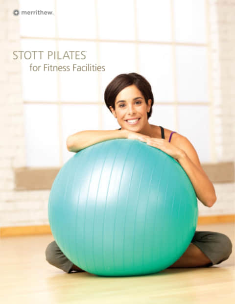 STOTT PILATES for Fitness Facilities Brochure