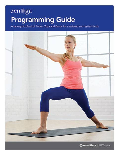ZENGA Mindful Movement – Program Guide