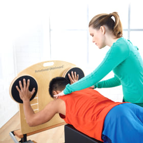 Interested in STOTT PILATES Rehab?