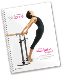 Total Barre Manual Cover