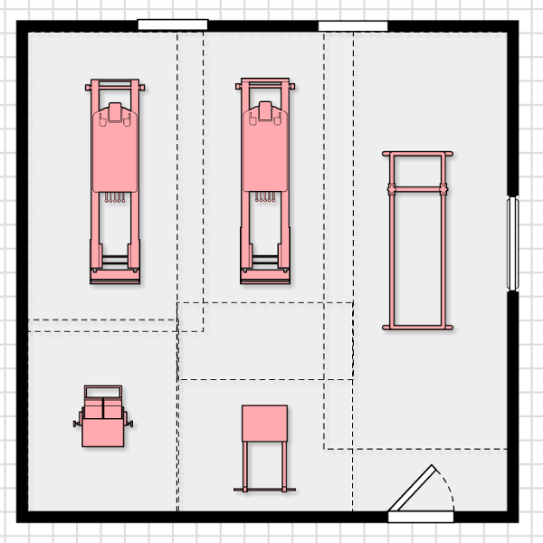 Studio Planner Design The Perfect Pilates Studio Merrithew