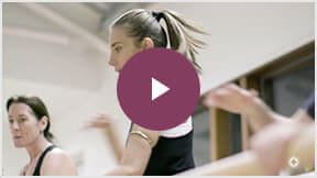 Watch to learn more about STOTT PILATES