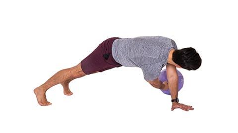 Plank Drag image B