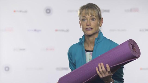 Eco-Friendly Pilates Mat