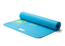 Eco Kids Exercise Mat - Aqua Robot