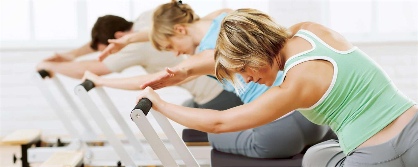 STOTT PILATES Instructor Training Certification