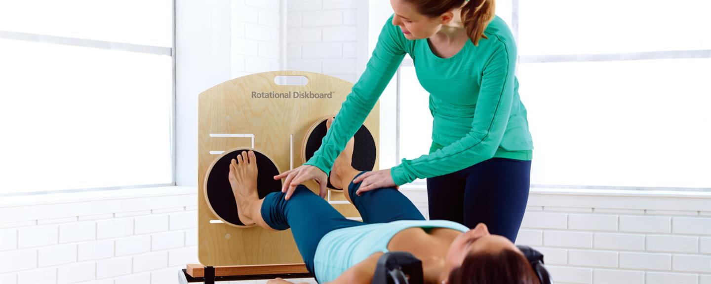 STOTT PILATES Rehab Instructor Training