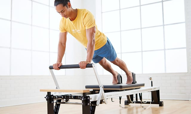 Shop STOTT PILATES Reformers for professional studio use
