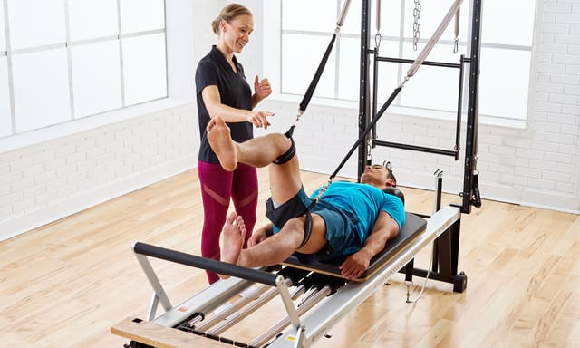 Shop STOTT PILATES Reformers for rehab and physio