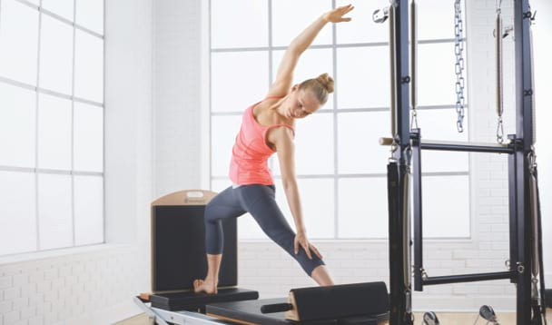 STOTT PILATES Professional Reformer accessories