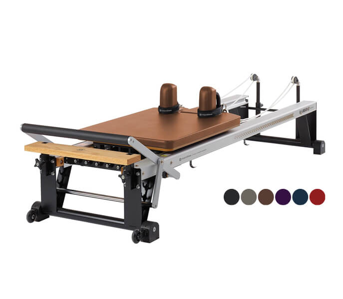 STOTT PILATES Professional Reformer Color options