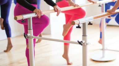 Pilates exercise equipment