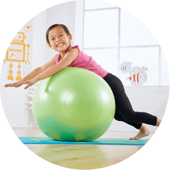 Kids Stability Ball