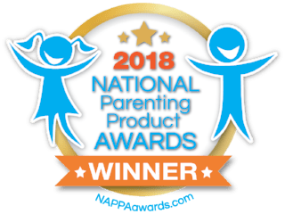 2018 National Parenting Product Awards Winner
