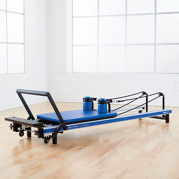 Home Reformer Pilates Workout - Blue