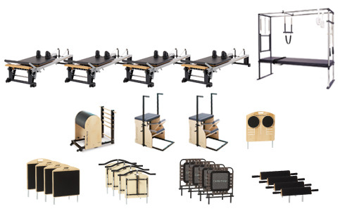 V2 Max Complete Pilates Studio Package
