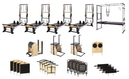 STOTT PILATES Complete Studio Package V2 Max Plus