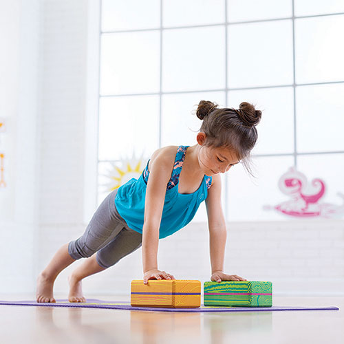 STOTT PILATES Yoga Block for Kids