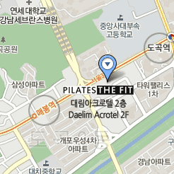 Map of PILATES THE FIT in Seoul