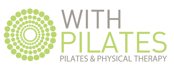 With Pilates Logo