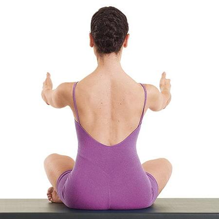 Shoulder Stability Stott Pilates Basics Merrithew