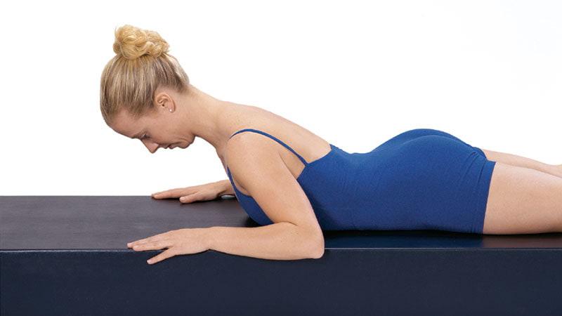 Stott Pilates Basics Head Neck Placement Merrithew