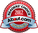 About.com Readers' Choice Winner