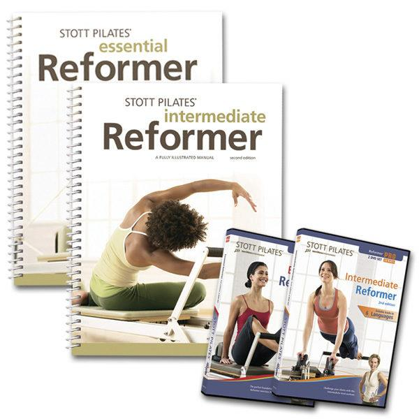 Shop reformer education manuals merrithew ir intensive reformer course package fandeluxe Images