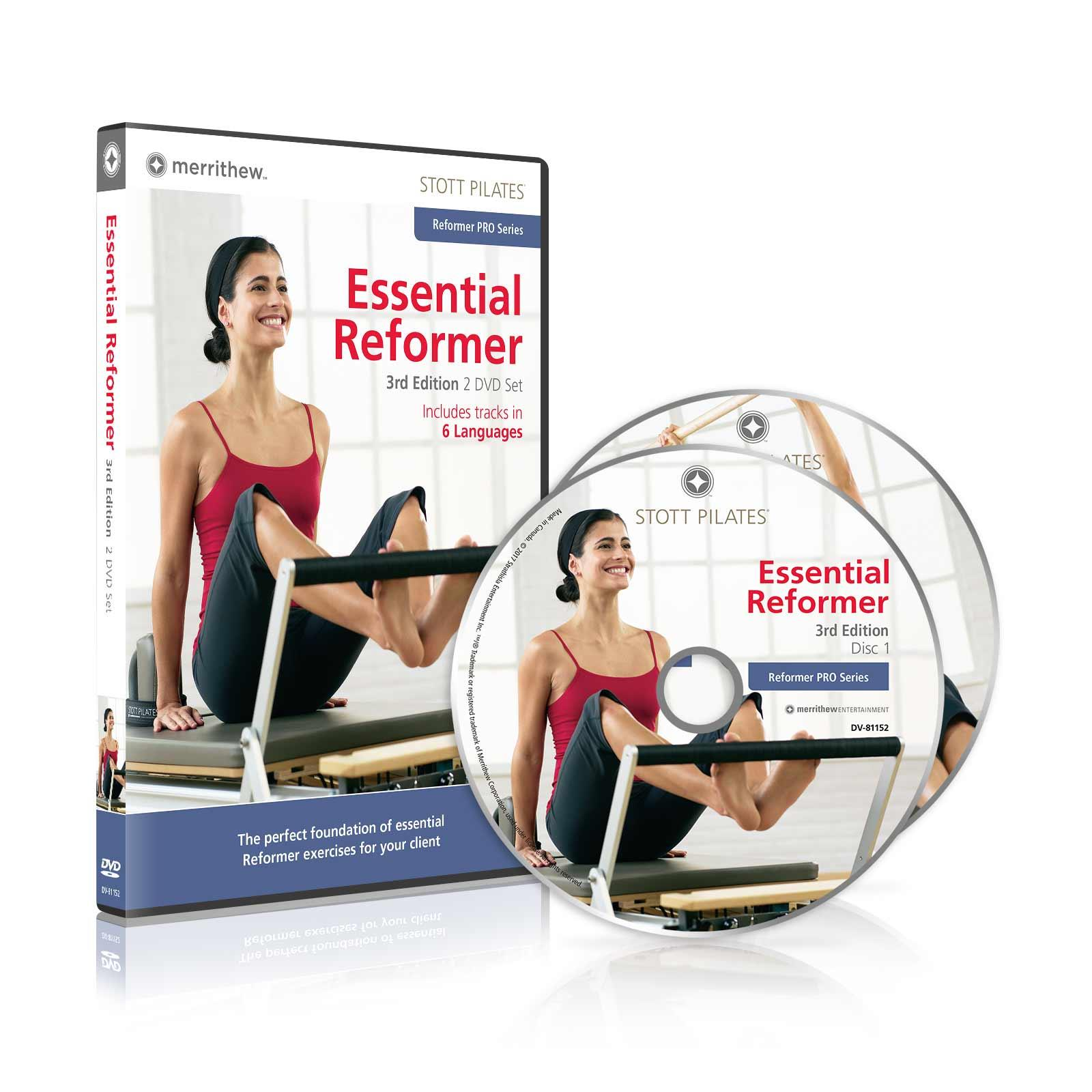 DVD - Essential Reformer 2-DVD Set