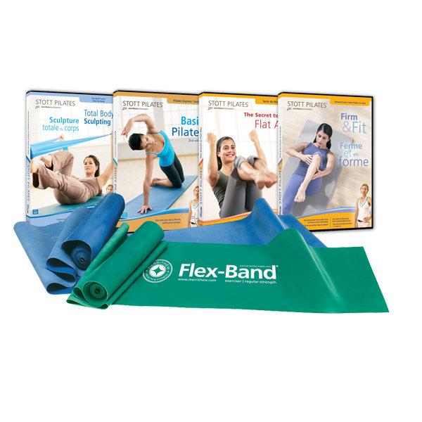 Amazon. Com: stott pilates-amazing body 3 dvd set: exercise and.