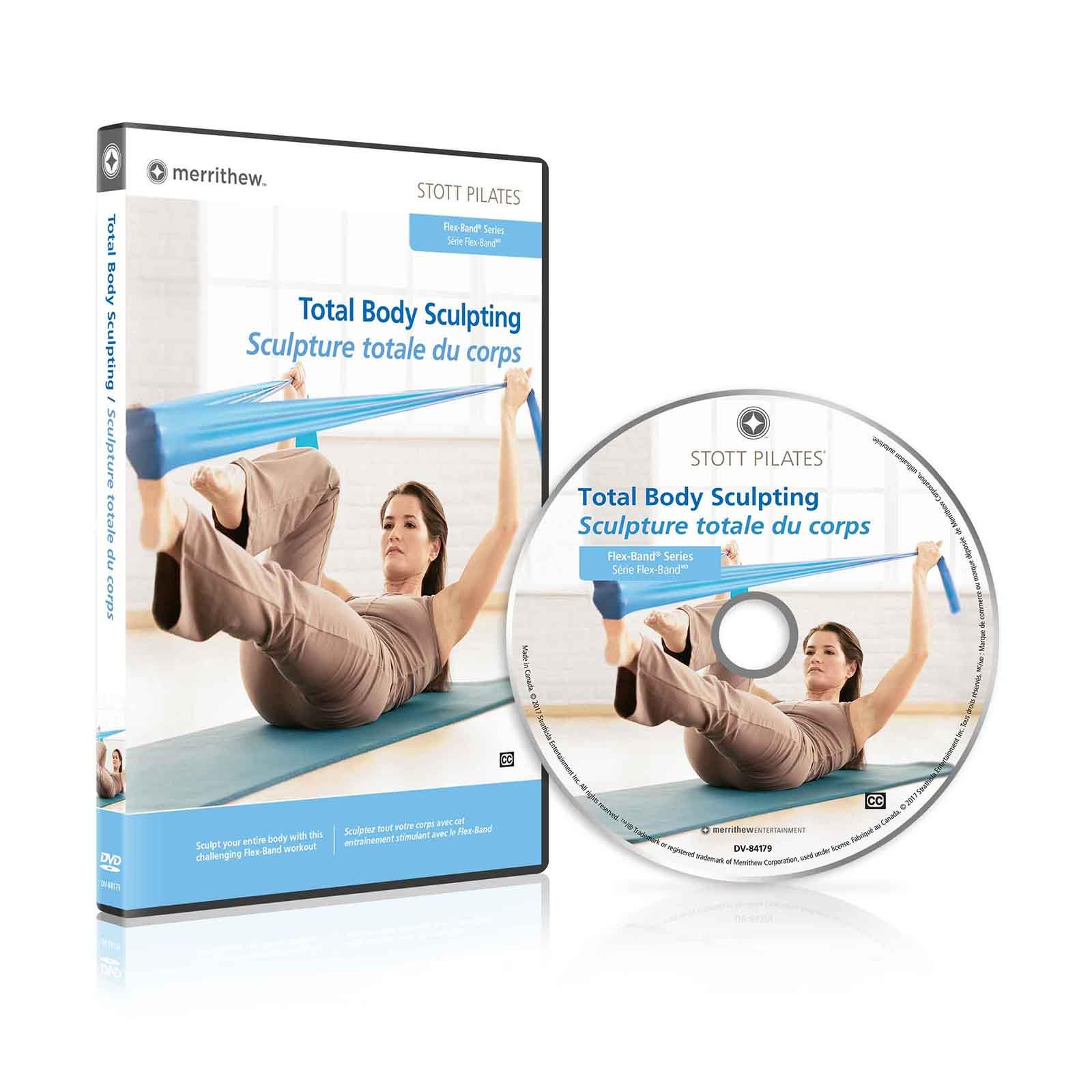 Dvd Total Body Sculpting