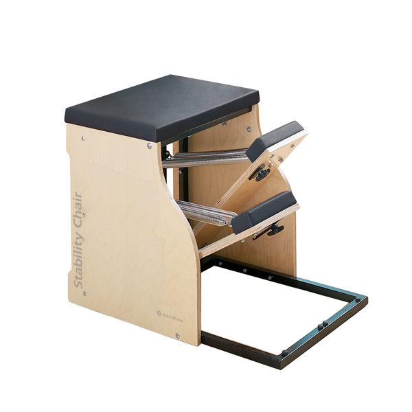 Split-Pedal Stability Chair (no handles)