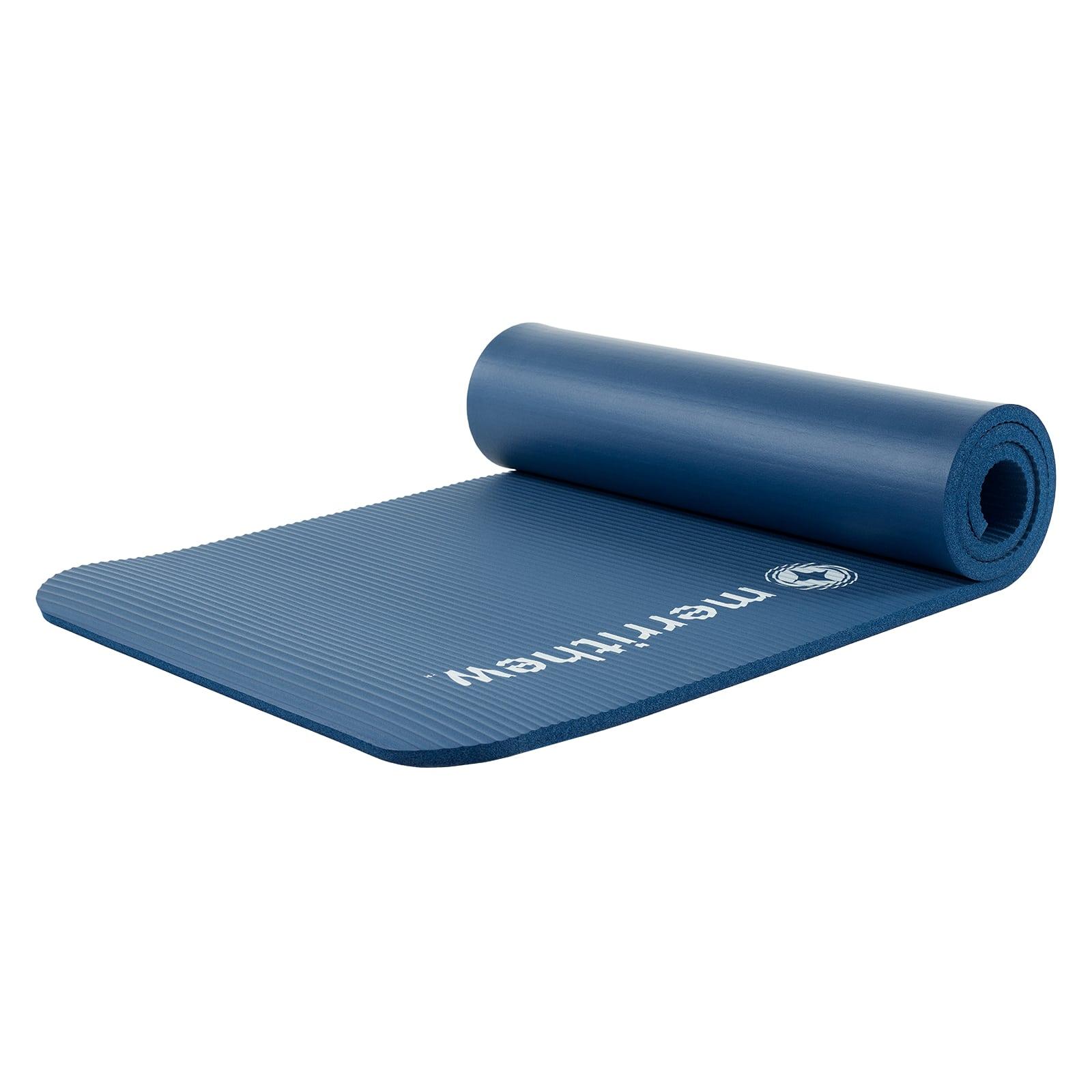Deluxe Pilates Mat (midnight Blue)