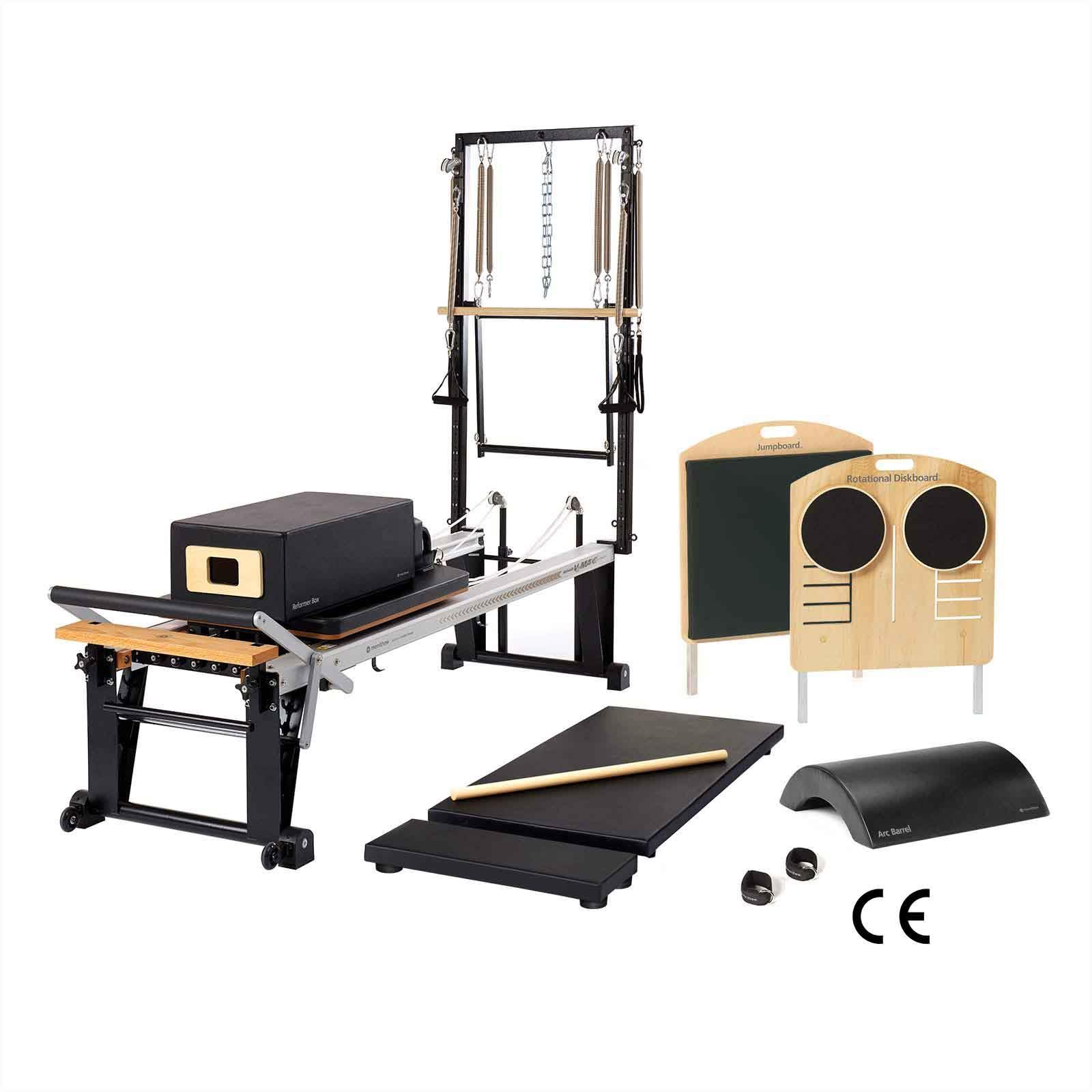 Pilates Rehab Studio 1 Bundle (Mat/Reformer)