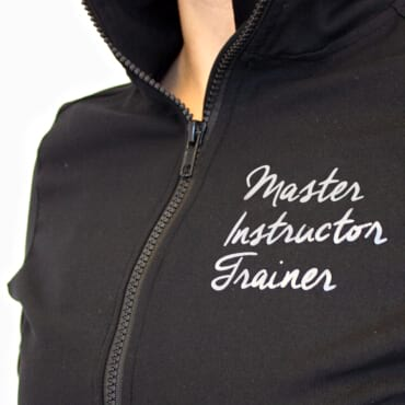 Signature Jacket – Master Instructor Trainer