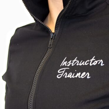 Signature Jacket – Instructor Trainer
