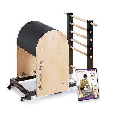 Ladder Barrel & Complete Barrel Repertire DVD(Combo)