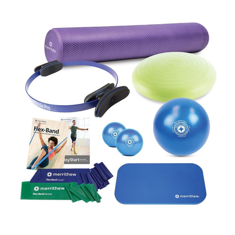 Pilates Essentials Kit