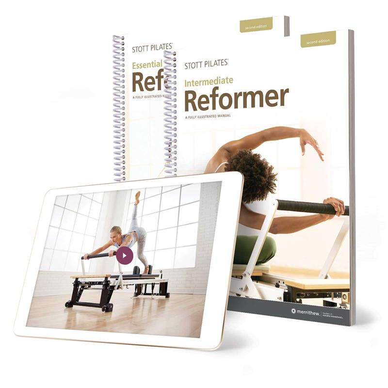 Intensive Reformer (IR) Course Package · Digital Video and Manual