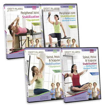 DVD - ISP/Rehab Series: 4 DVDs